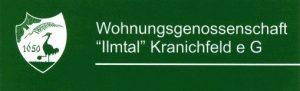 Logo Wohnungsgenossenschaft Ilmtal Kranichfeld e G